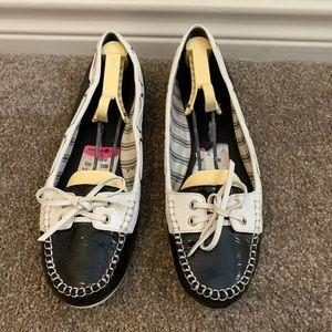 Coach Slip on Flats size 10